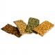 Crackers bio spiruline