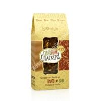 Crackers bio tomate & basilic