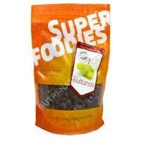 Raisins secs sultanines crus bio 500g