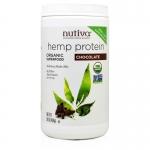 Protéine de chanvre chocolatée 454g