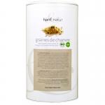 Graines de chanvre décortiquées bio 1kg