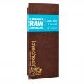 Lovechock tablette éclats de cacao sel de mer 70g