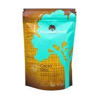Eclats de cacao criollo cru bio 300g