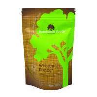 Herbe de blé bio en poudre 200g