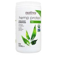 Protéine de chanvre crue bio 454g
