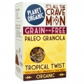 Paleo granola Tropical twist 350g