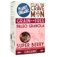 Paleo granola Super berry 350g