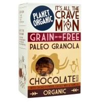 Paleo granola Chocolat 350g