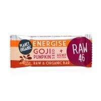 Barre Energise Goji courge 30g