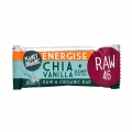 Barre Energise Chia vanille 30g