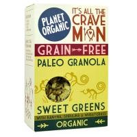 Paleo granola Sweet greens 350g