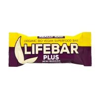 Lifebar+ Açaï banane 47g