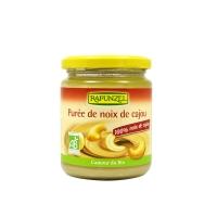 Purée de noix de cajou bio 250g