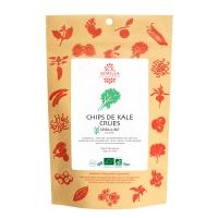 Chips de kale spiruline tahini 35g