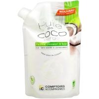 Huile de coco vierge bio 1L