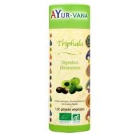 Triphala bio 120 gélules
