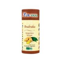 Andraka gingembre bio 60 gélules