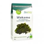 Wakamé en feuilles bio 25g