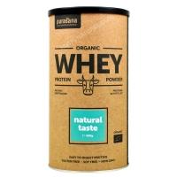 Isolat de protéine de petit-lait bio 400g