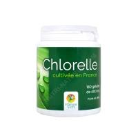 Chlorelle 180 gelules