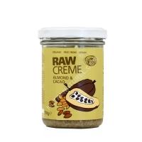 Crème d'amande cacao bio 170g