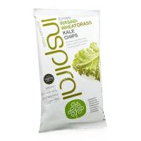 Chips de kale wasabi herbe de blé 60g