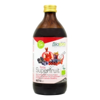 Cocktail Superfruits bio 500ml