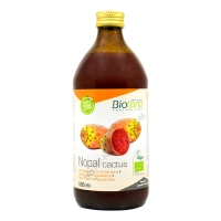 Pulpe de nopal bio 500ml