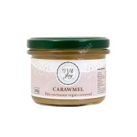 Pâte à tartiner Carawmel bio 220g