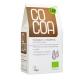 Cocoa Chocolat cru lait de coco amandes 70g