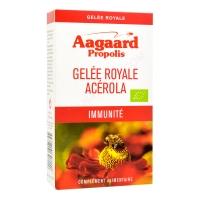 Gelée royale Acérola bio 30 gélules