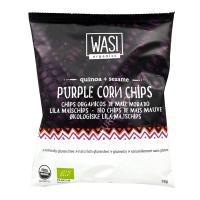 Chips de maïs mauve quinoa sésame bio 75g