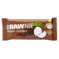 Brawnie Noix de coco crémeuse 45g