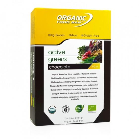 Active greens chocolat 12x