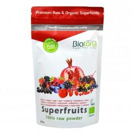 Mélange de superfruits bio en poudre 200g