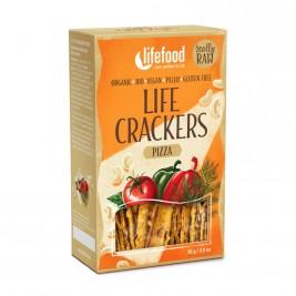 Crackers crus Goût pizza