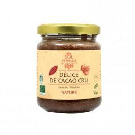 Délice de cacao cru bio 190g