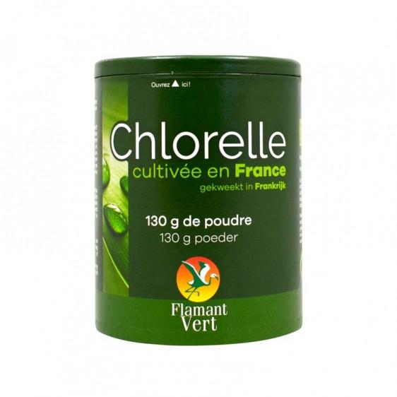 Chlorelle de France en poudre 130g