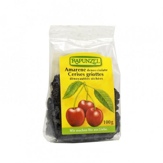 Cerises griottes séchées bio 100g