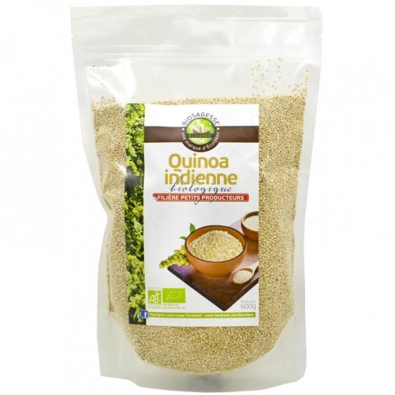 Quinoa indienne bio 600g
