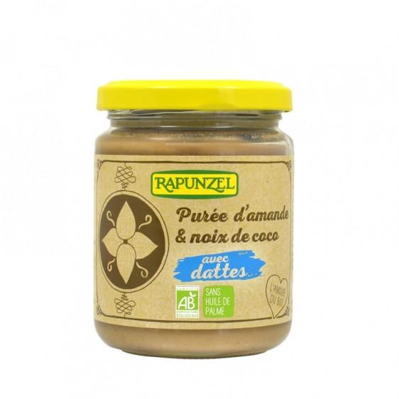 Purée de noix de coco bio 215g