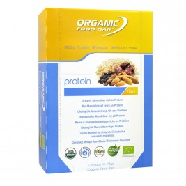 Organic Food bar Protein 12x