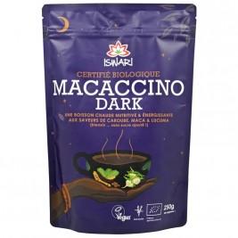 Macaccino Dark bio 250g