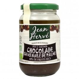 Pâte à tartiner Chocolade sans huile de palme bio 350g