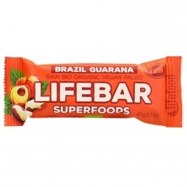 Lifebar Superfoods Brésil guarana 47g