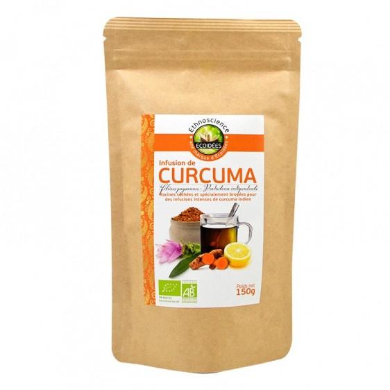 Infusion de Curcuma bio 150g