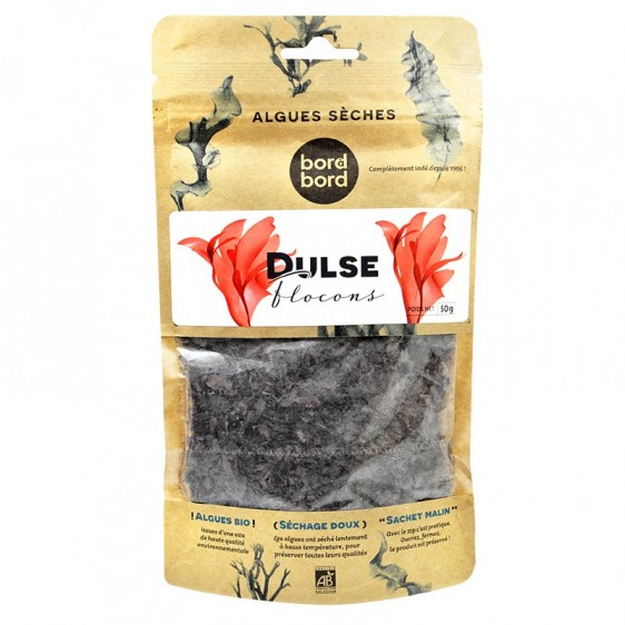 Dulse en flocons bio 50g