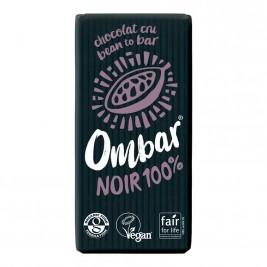 Ombar Noir 100% cacao cru 35g