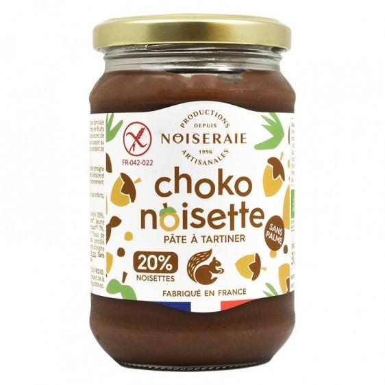 Choko noisette bio équitable 300g