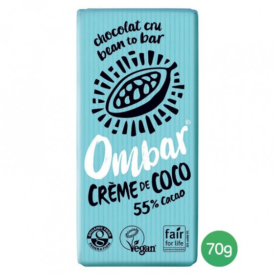 Ombar Crème de coco 70g